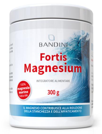 Barattolo Fortis Magnesium 2 Vista Corrente